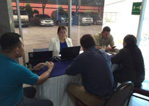 GPUF móvil, San Pedro Sula