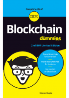 Blockchain for Dummies (2nd edition)