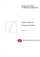 Cyber-resilience – Range of practices