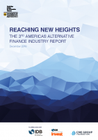 Reaching New Heights – The third Americas alternative finance industry report